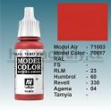 Vallejo Model Color 70817 – Scarlet
